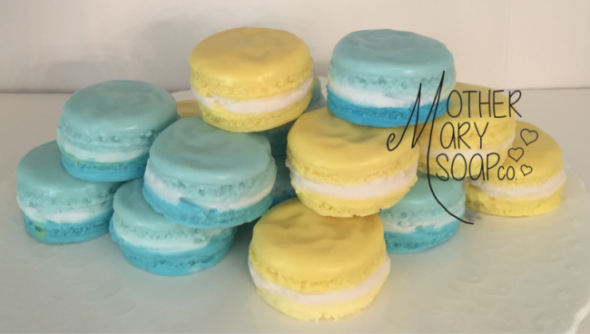 Mother Mary - Macaroon Soap