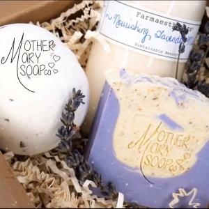 Artisan Soap -Mother Mary Soap Company