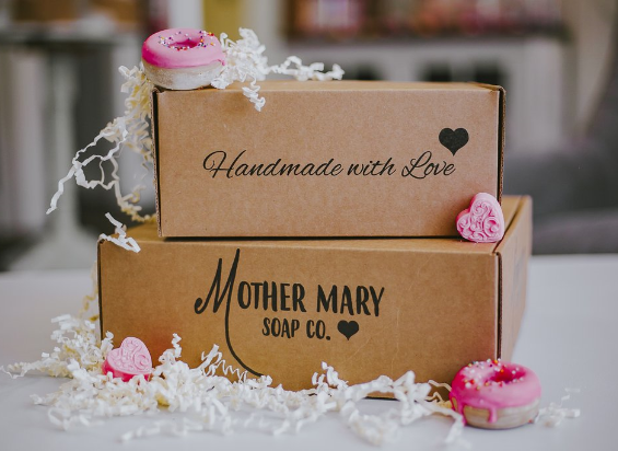 Artisan Soap -Mother Mary Soap Company