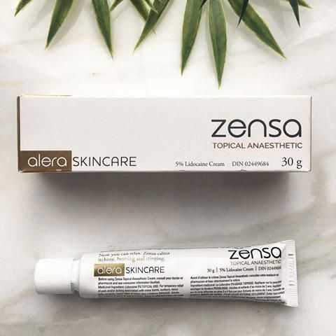 Professional Products - Zensa Numbing Cream